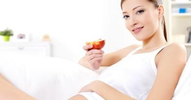 Dieta durante la gravidanza
